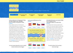 Donauregion-atomkraftfrei.at thumbnail