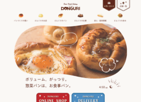 Donguri-bake.co.jp thumbnail