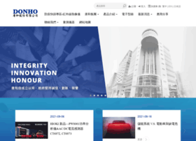 Donho.com.tw thumbnail