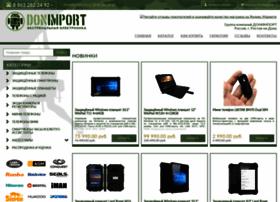 Donimport.ru thumbnail