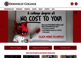 Donnelly.edu thumbnail