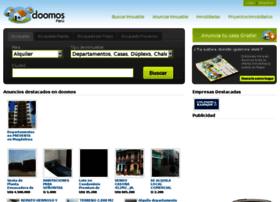 Doomos.com.pe thumbnail