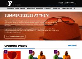 Doorcountyymca.org thumbnail