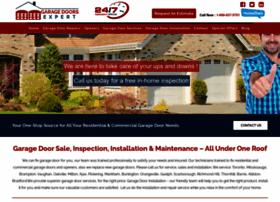 Doorexpert.ca thumbnail