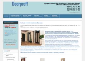 Doorproff.ru thumbnail