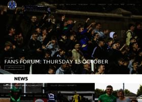 Dorchestertownfc.co.uk thumbnail