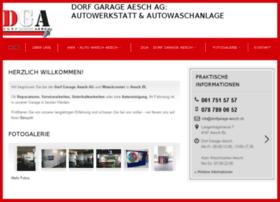 Dorf-garage-aesch.ch thumbnail