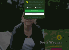 Doris-wagner-bundestag.de thumbnail