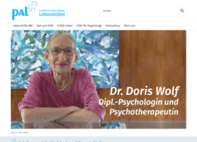 Doriswolf.de thumbnail