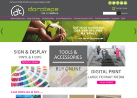 Dorotape.co.uk thumbnail