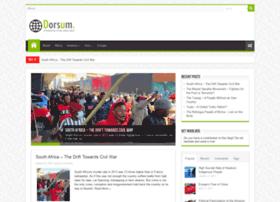 Dorsum.org thumbnail