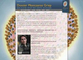 Dossiermexicaansegriep.nl thumbnail
