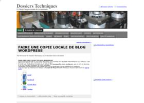 Dossiers-techniques.fr thumbnail