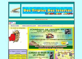 Dostriplesdosloterias.com thumbnail
