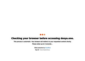 Dosya.one thumbnail