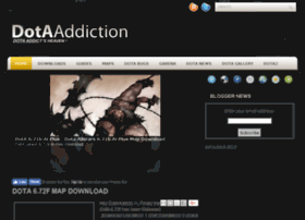 Dota-addiction.blogspot.com thumbnail