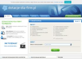 Dotacje-dla-firm.pl thumbnail
