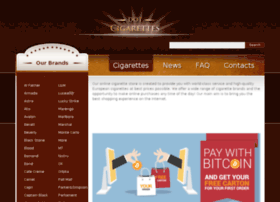 dotcigarettes.com at WI. Buy Cigarettes Online at Lowest Prices ...