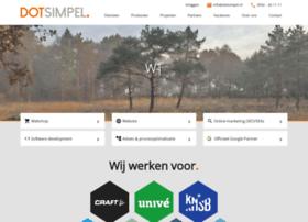 Dotsimpel.nl thumbnail