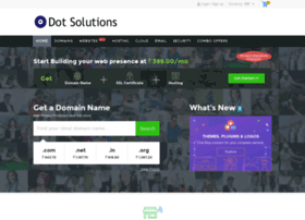 Dotsolutions.co.in thumbnail
