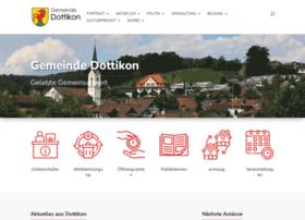 Dottikon.ch thumbnail