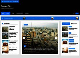 Douala-city.org thumbnail