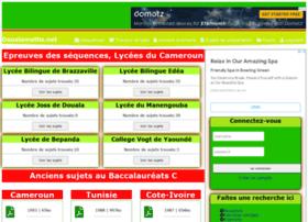 Doualamaths.net thumbnail
