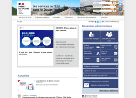 Doubs.gouv.fr thumbnail