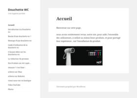 Douchettewc.fr thumbnail
