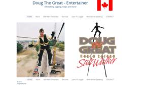 Dougthegreat.com thumbnail