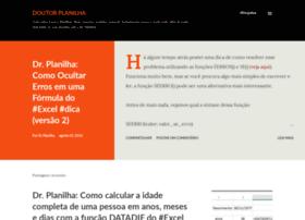 Doutorplanilha.com.br thumbnail