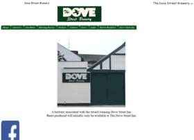 Dovestreetbrewery.co.uk thumbnail