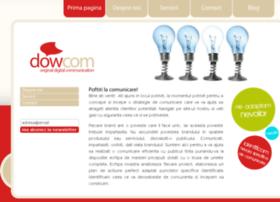 Dowcom.ro thumbnail