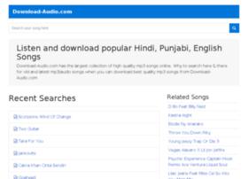 Download-audio.com thumbnail