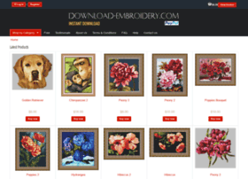 Download-embroidery.com thumbnail