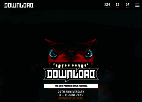 Downloadfestival.co.uk thumbnail