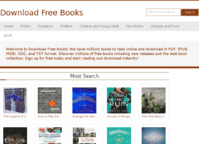 Downloadfreebooks.co thumbnail