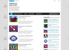 Downloadfreecricketgames.blogspot.com thumbnail