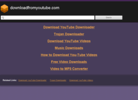 Downloadfromyoutube.com thumbnail