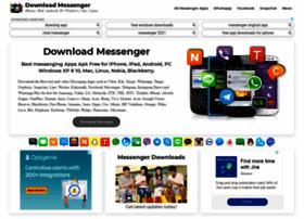 Downloadmessenger.org thumbnail