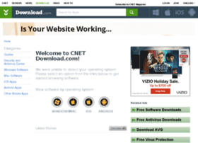 Downloads.cnet.co.uk thumbnail