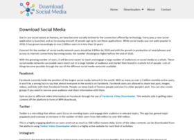 Downloadsocial.media thumbnail