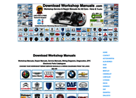 Downloadworkshopmanuals.com thumbnail