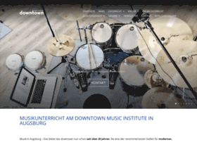 Downtown-music.de thumbnail
