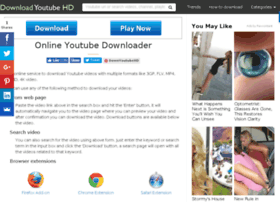 Downyoutubemp4.com thumbnail