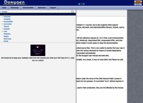 Doxygen.nl thumbnail