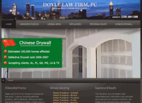 Doylelaw-mississippi.com thumbnail