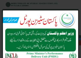 Dpisepunjab.pk thumbnail