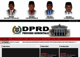 Dprd.gorontaloprov.go.id thumbnail