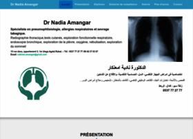 Dr-amangar-pneumo.ma thumbnail